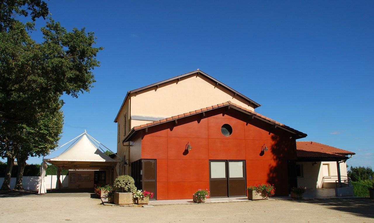 Mairie Banos | Commune de Banos